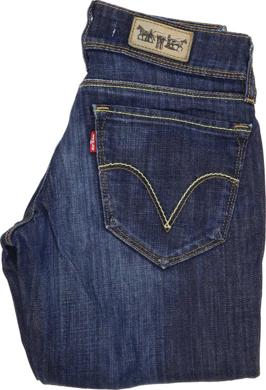 Levi's 470 Straight Regular W26 L32 Jeans in Very good used condition. Fast & Free UK Delivery. Buy with confidence from Fabb Fashion. image 1