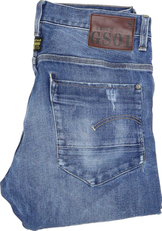 G-Star  Skinny Slim W30 L32 Jeans in Very good used condition. Fast & Free UK Delivery. Buy with confidence from Fabb Fashion. image 1