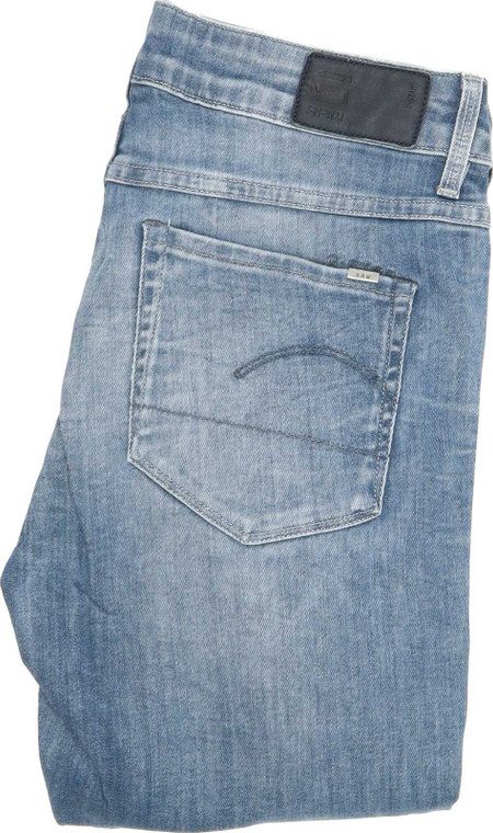 G-Star 3301 Contour Skinny Slim W27 L32 Jeans in Very good used condition. Fast & Free UK Delivery. Buy with confidence from Fabb Fashion. image 1