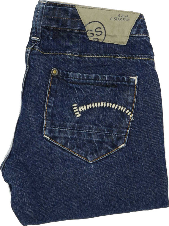 G-Star  Skinny Slim W28 L32 Jeans in Very good used condition. Fast & Free UK Delivery. Buy with confidence from Fabb Fashion. image 1