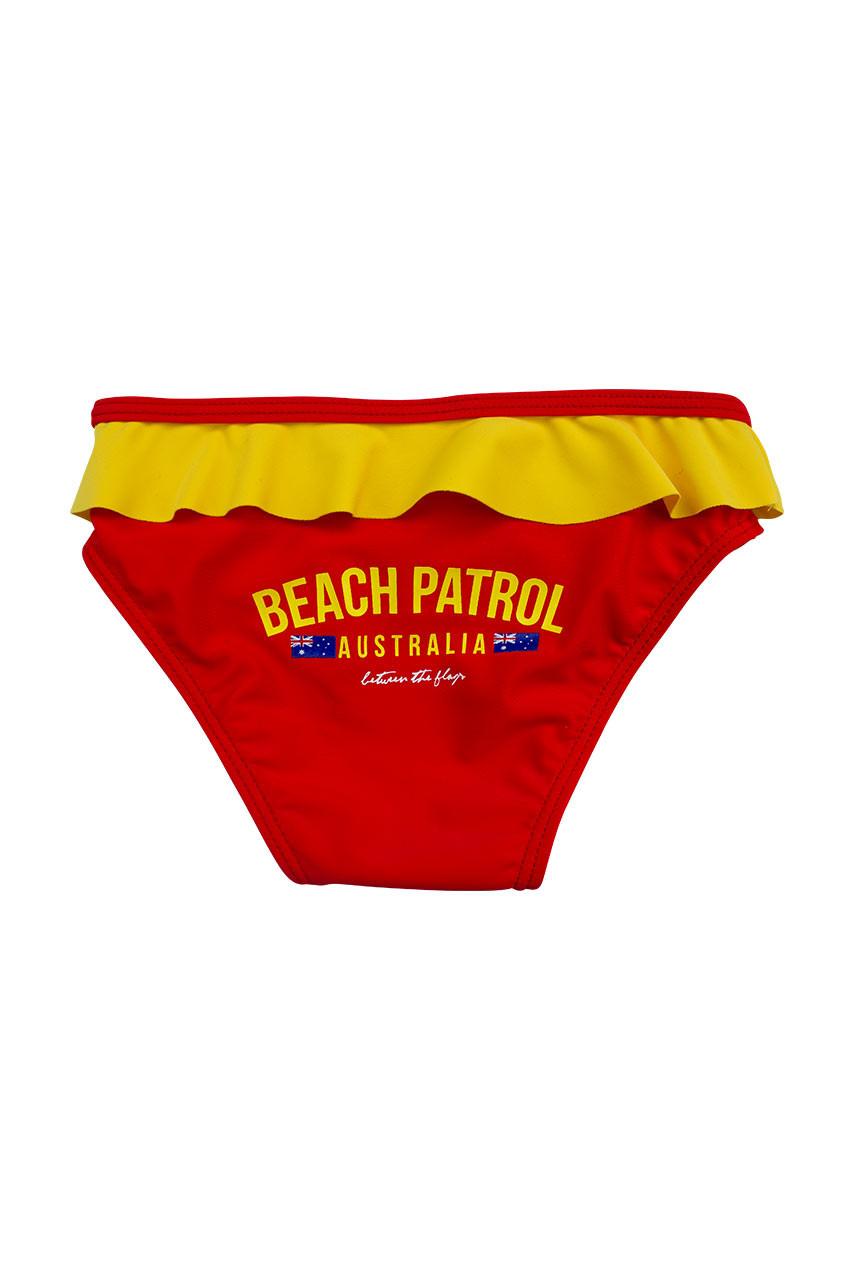 Girls Beach Patrol Swimming Trunks Bondi Beach Australia