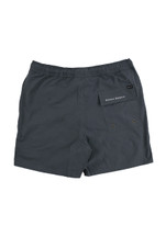 Mens Curlewis Wave Swim Shorts (Dark Slate)