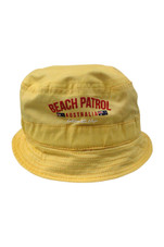 Kids Beach Patrol Bucket Hat (Red/Yellow)