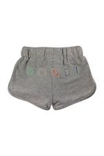 Girls Bondi Track Short (Grey Marle)