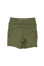 Womens Bike Short (Aloe)