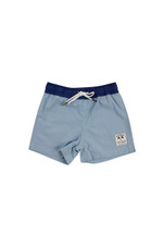 Boys Authentic Aus Swim Short (Cool Blue)