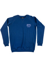 Mens Beach Club Crewneck (Poseidon)