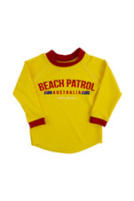 Kids BB Patrol Rashie (Yellow)