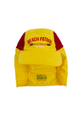 Kids Legionnaire Cap (Red & Yellow)
