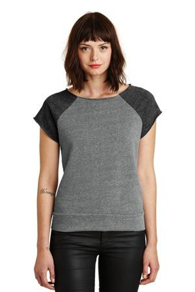 Rehearsal Short Sleeve Pullover Sweatshirt