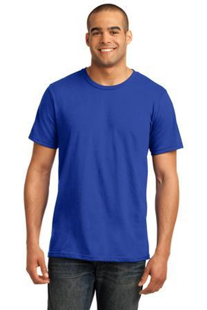 100% Combed Ring Spun Cotton T-Shirt