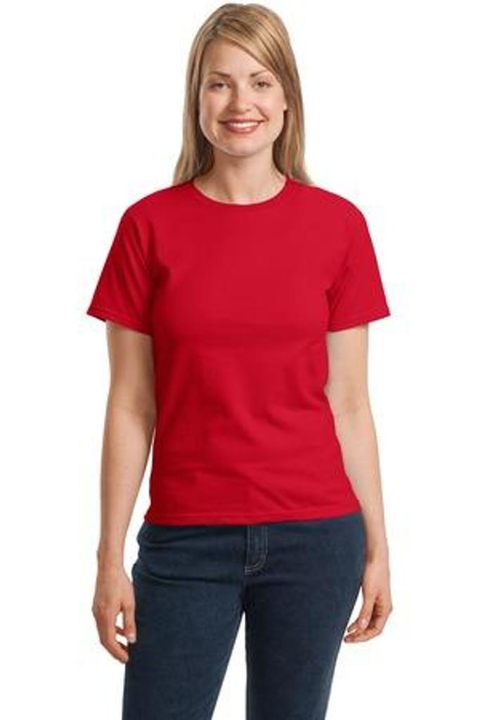 Ladies ComfortSoft Crewneck T-Shirt