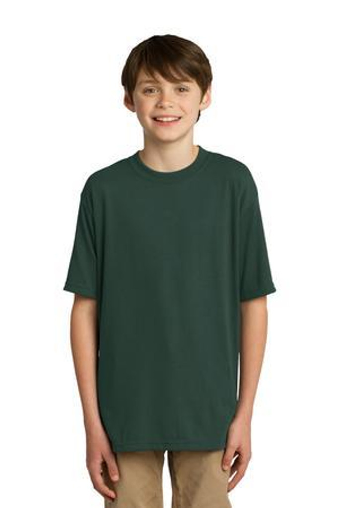Youth Sport 100% Polyester T-Shirt