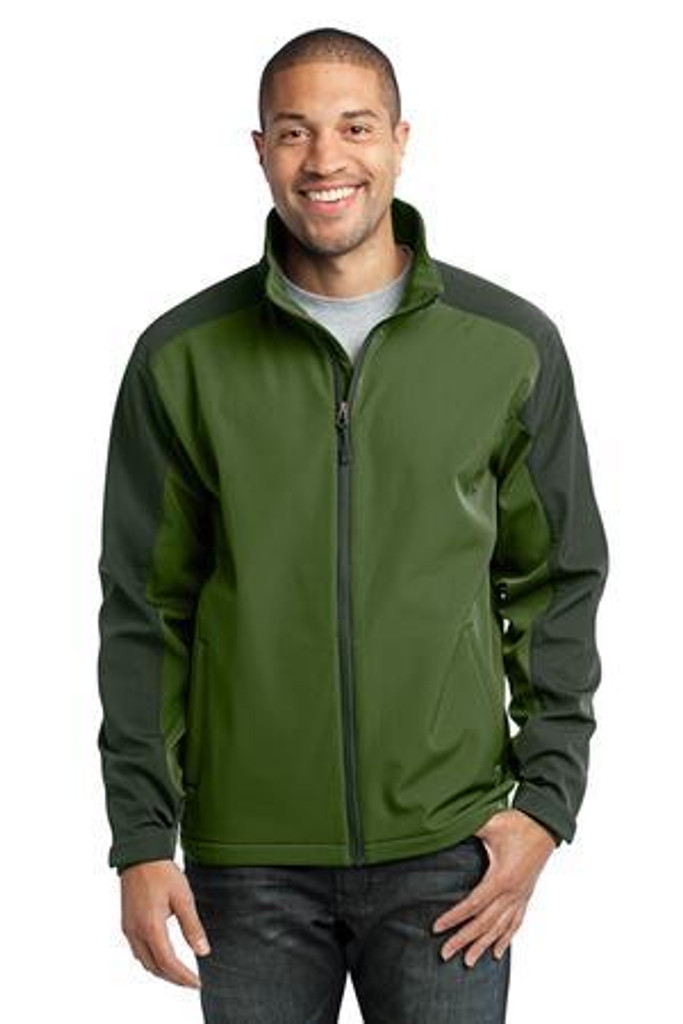 Gradient Soft Shell Jacket