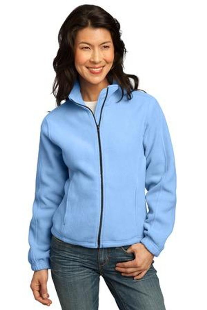 Ladies R-Tek Fleece Full-Zip Jacket