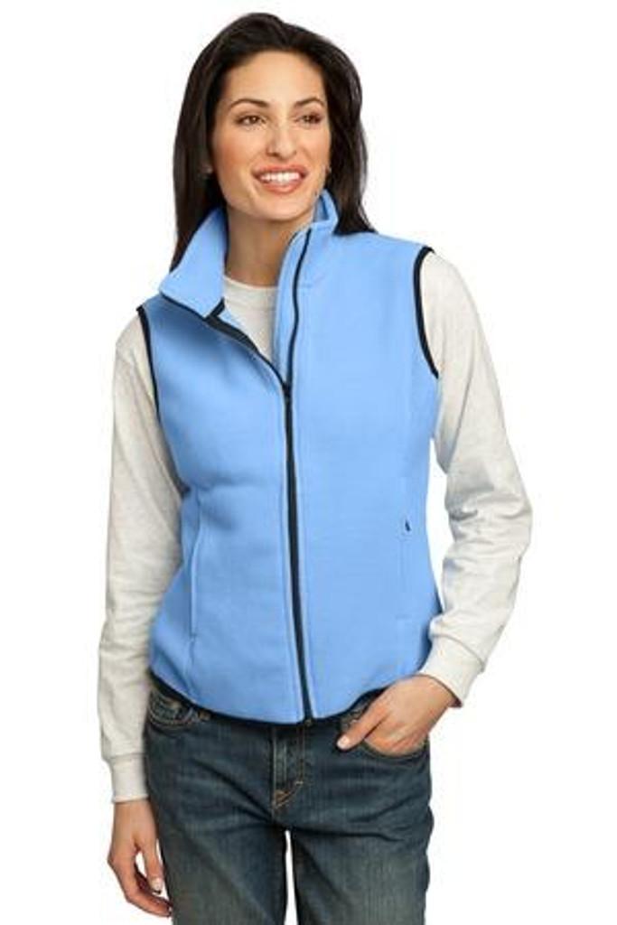 Ladies R-Tek Fleece Vest