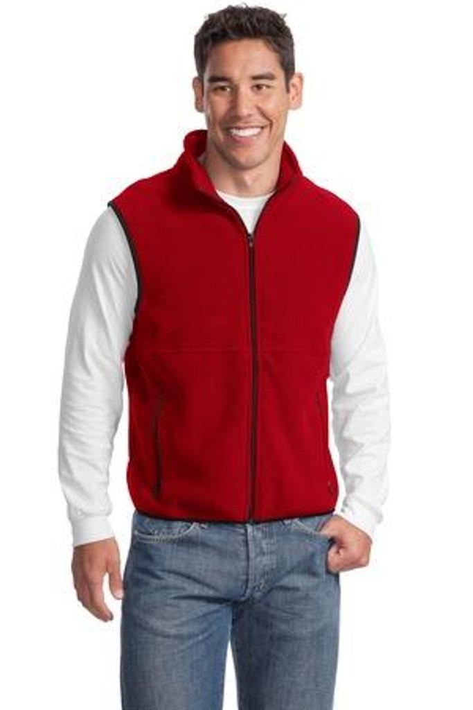 R-Tek Fleece Vest
