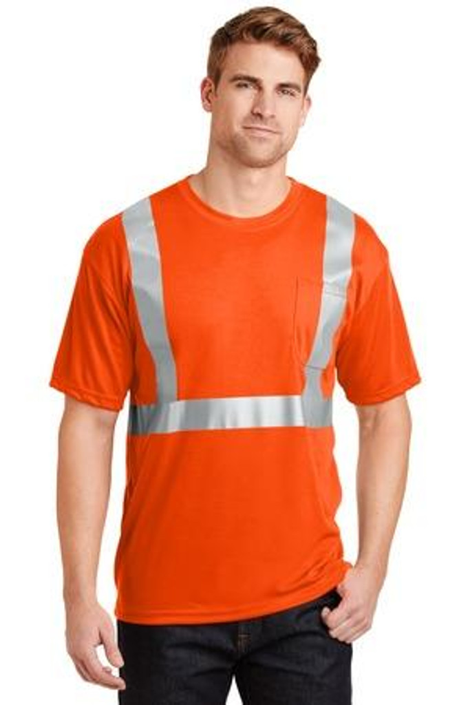 ANSI 107 Class 2 Safety T-Shirt
