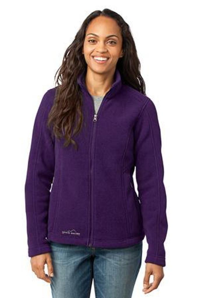 Ladies Full-Zip Fleece Jacket