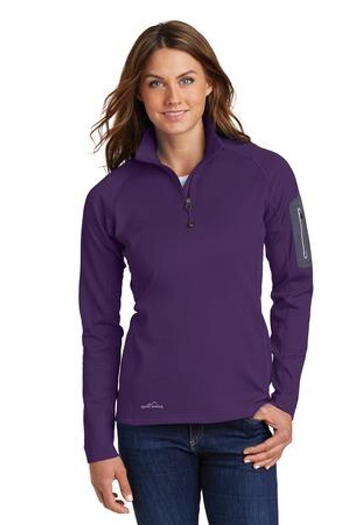 Ladies 1/2-Zip Performance Fleece