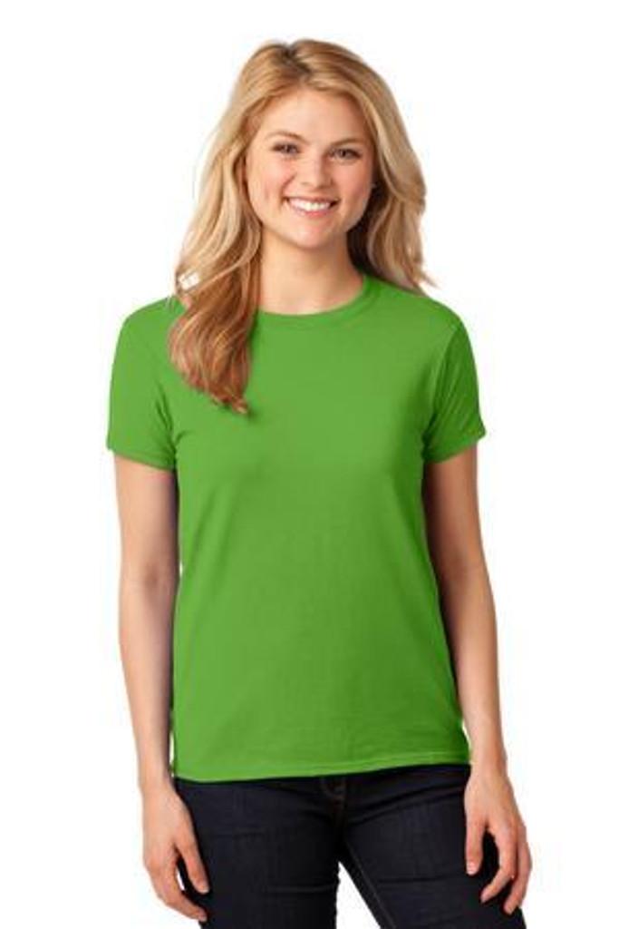 Ladies Heavy Cotton 100% Cotton T-Shirt