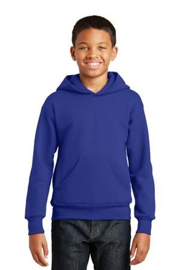 Youth EcoSmart Pullover Hooded Sweatshirt