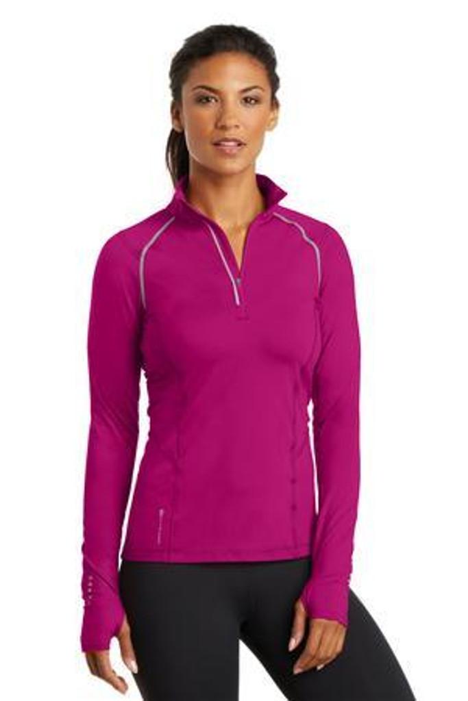 Ladies Nexus 1/4-Zip Pullover