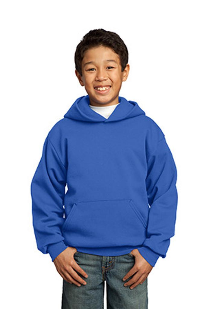 Youth Core Fleece Pullover Hooded Sweatshirt