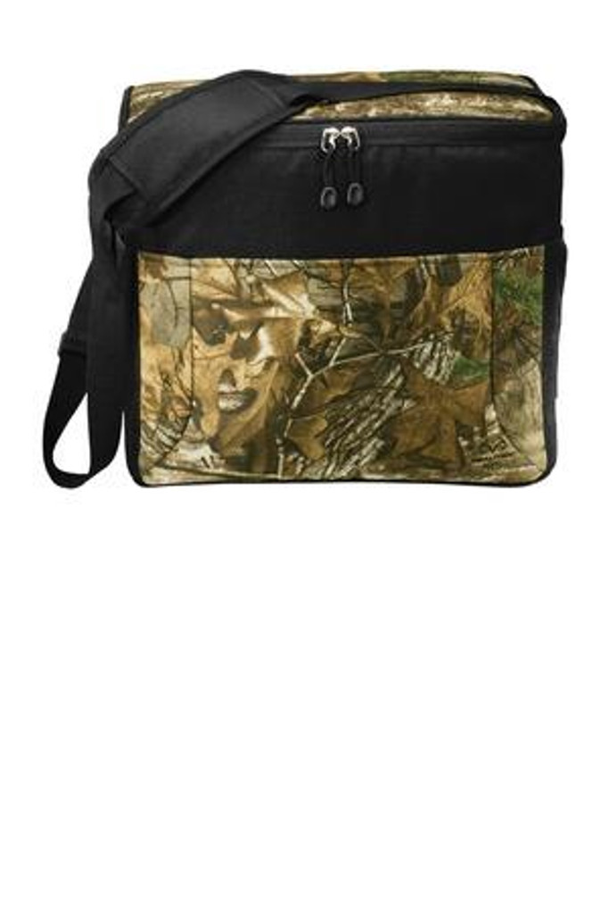 Camouflage 24-Can Cube Cooler