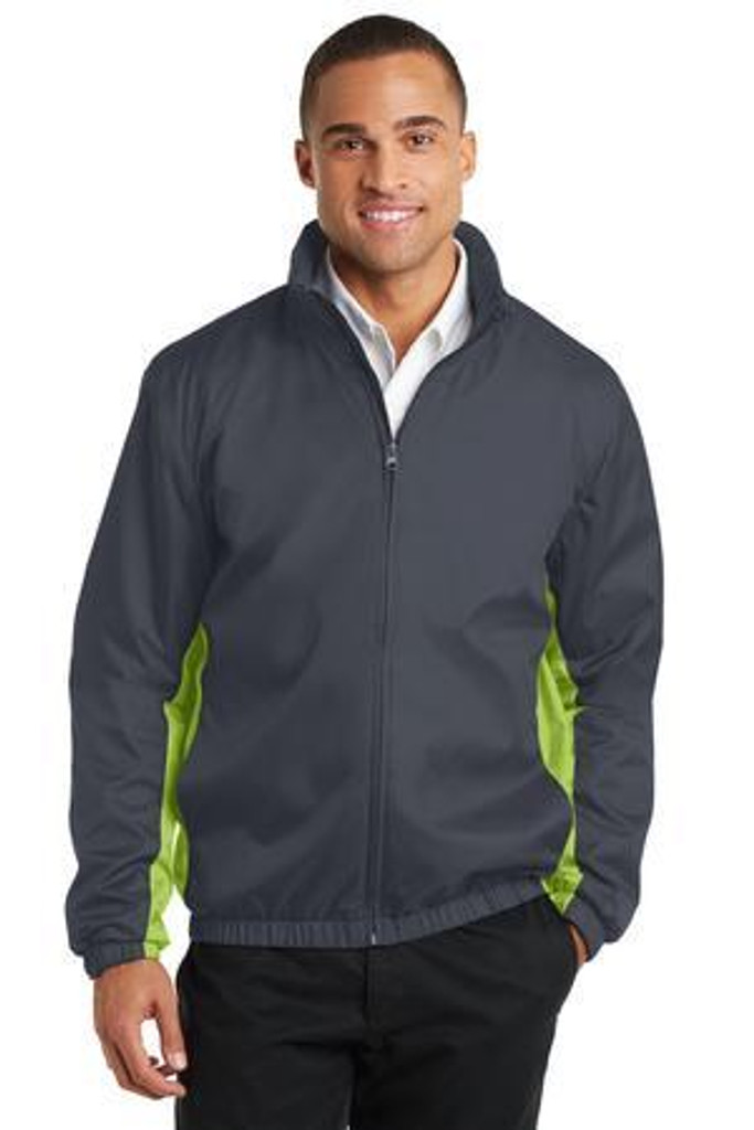 Core Colorblock Wind Jacket