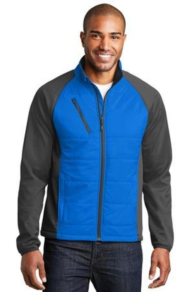 Hybrid Soft Shell Jacket