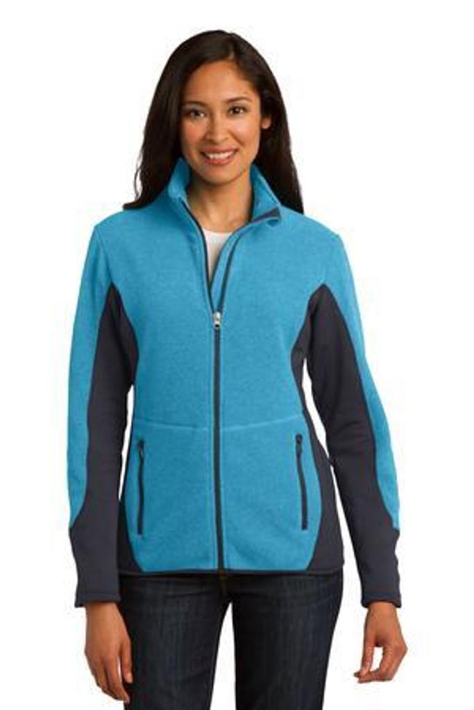 Ladies R-Tek Pro Fleece Full-Zip Jacket