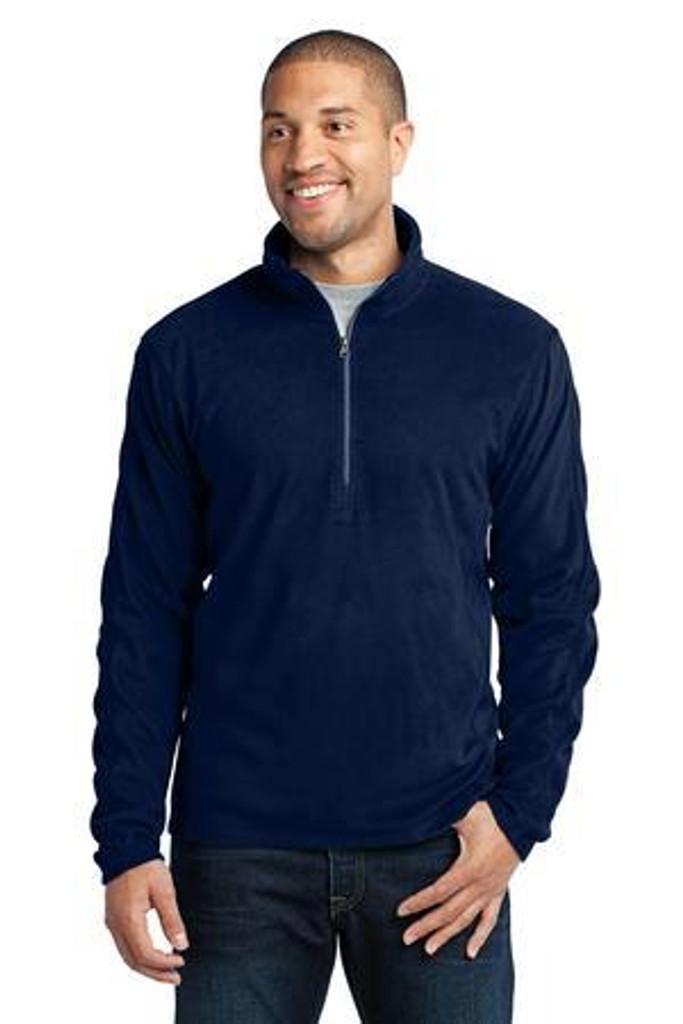 Microfleece 1/2-Zip Pullover
