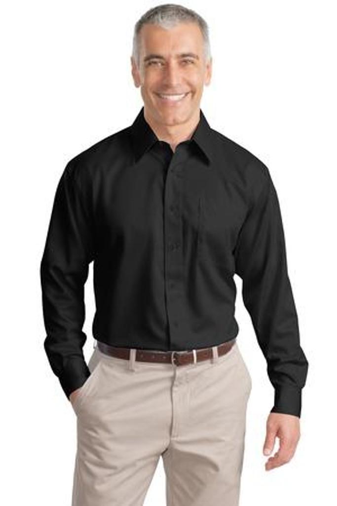 Tall Non-Iron Twill Shirt