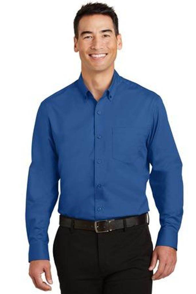 Tall SuperPro Twill Shirt