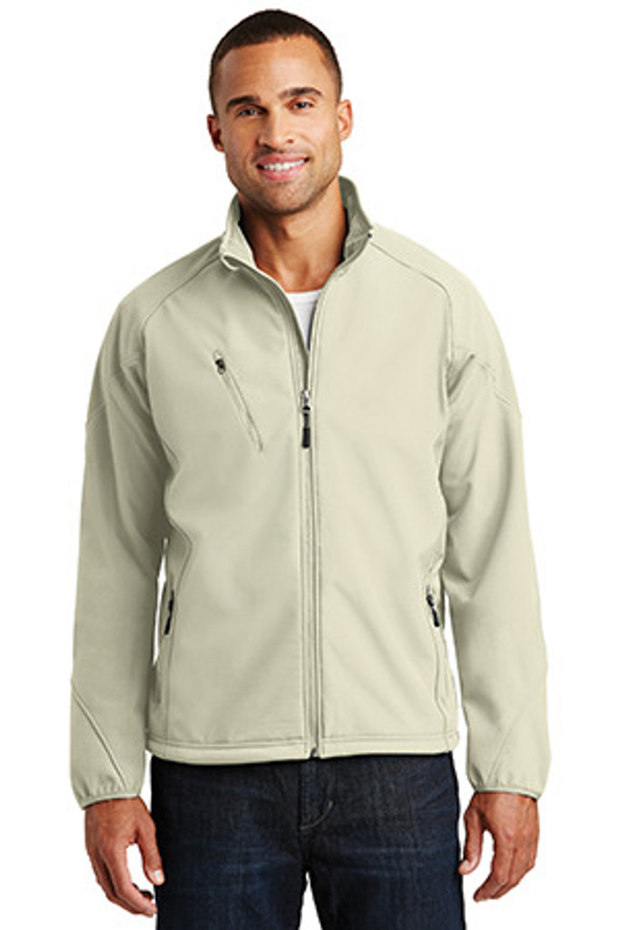 Textured Soft Shell Jacket