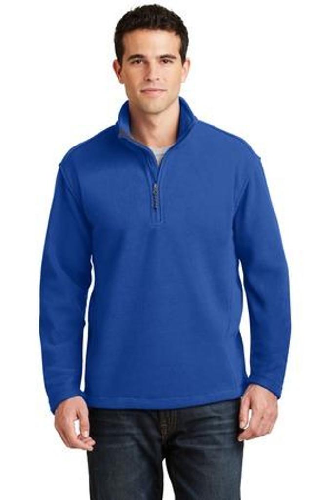 Value Fleece 1/4-Zip Pullover