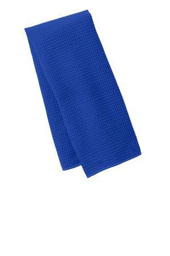 Waffle Microfiber Fitness Towel