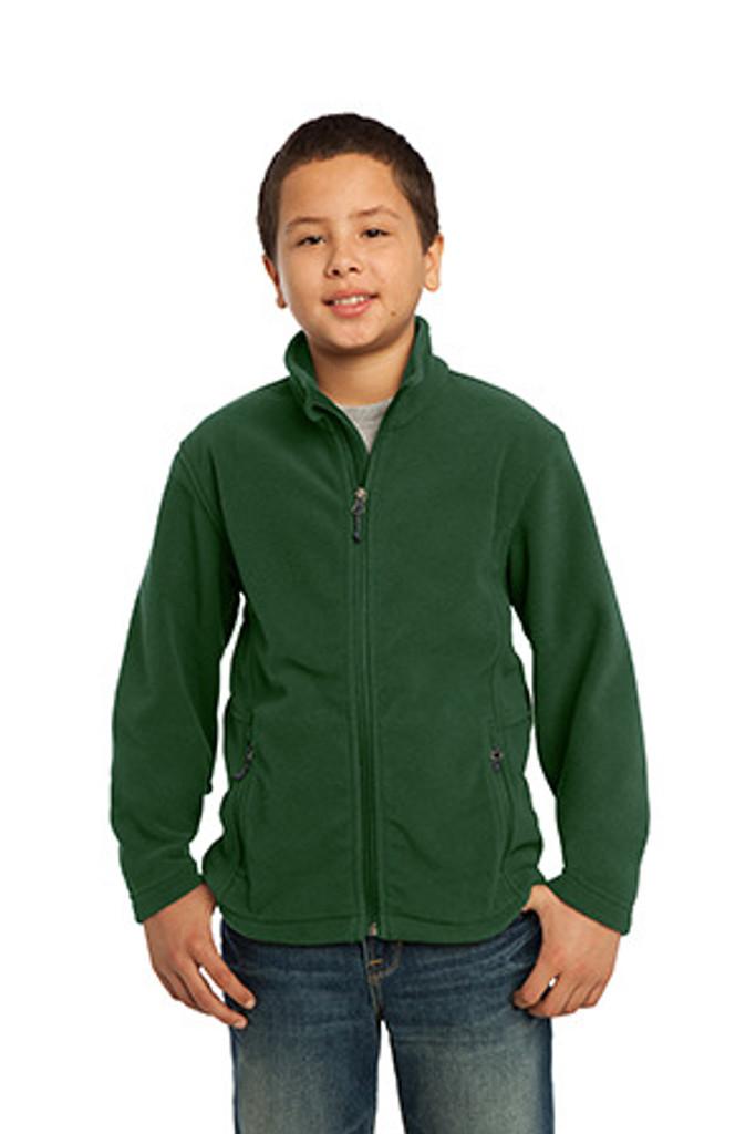 Youth Value Fleece Jacket