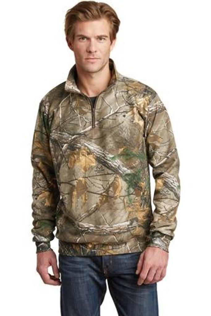 Realtree 1/4-Zip Sweatshirt