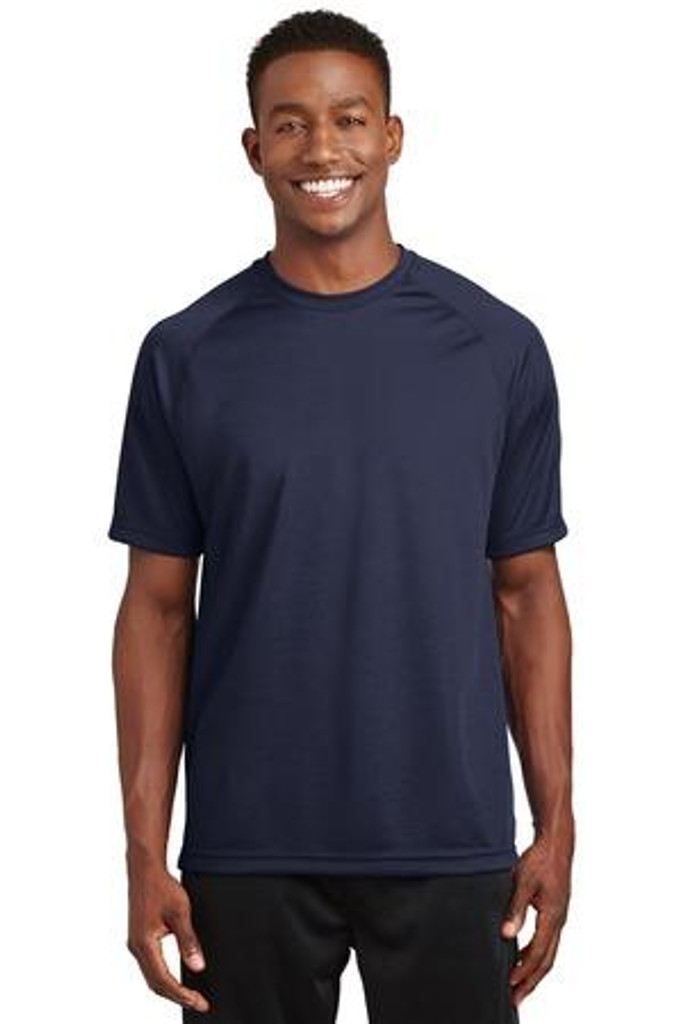Dry Zone Short Sleeve Raglan T-Shirt