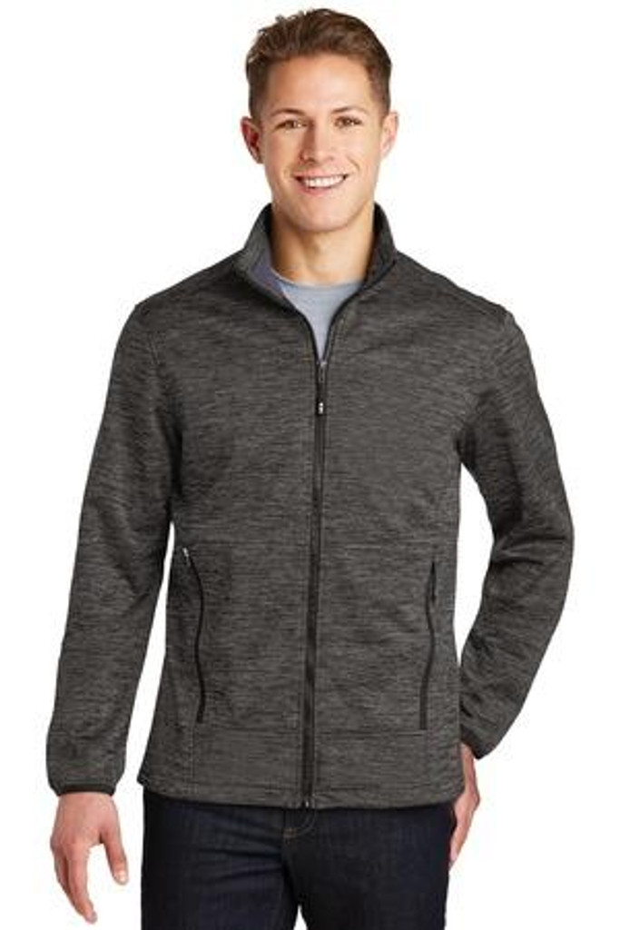 Electric Heather Soft Shell Jacket