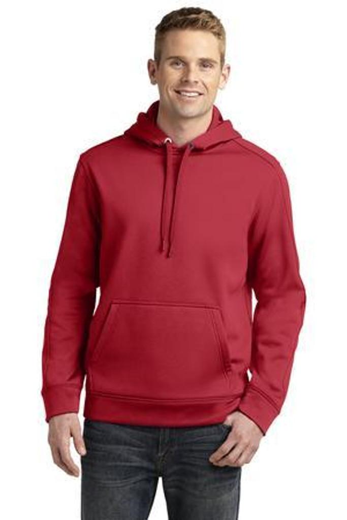 Repel Fleece Hooded Pullover
