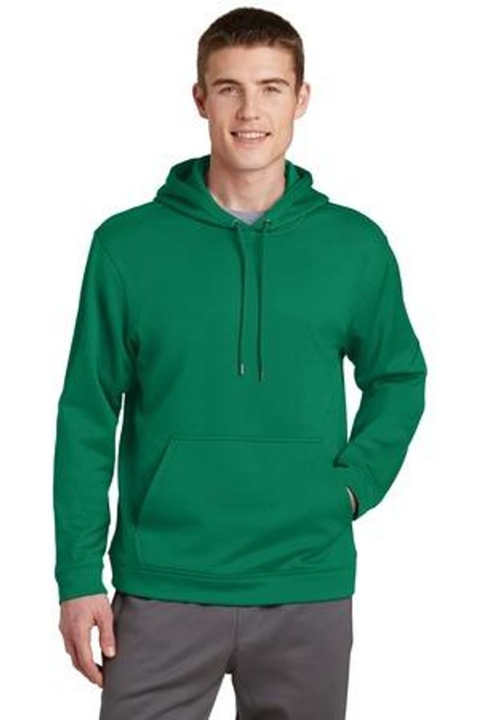 Sport-Wick Fleece Hooded Pullover