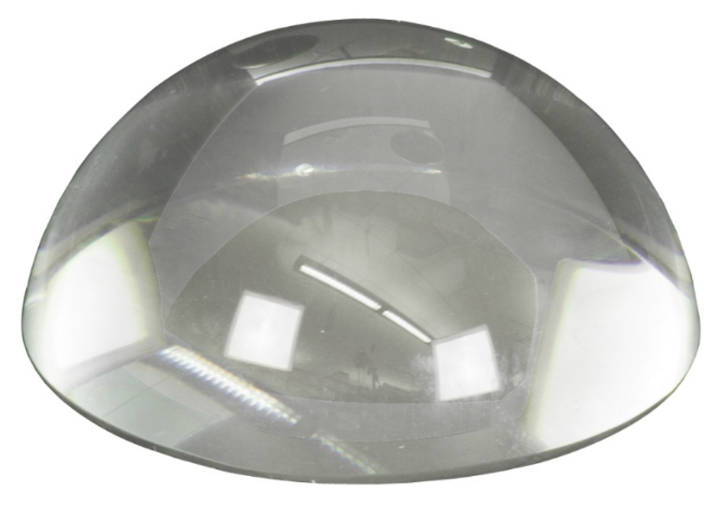 Premier Crystal Dome Paperweight