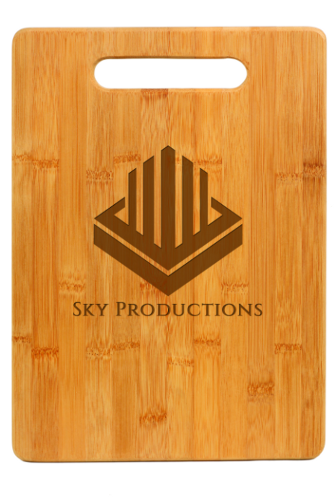 Large Bamboo Rectangle Cutting Board
