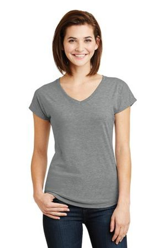 Ladies Tri-Blend V-Neck Tee
