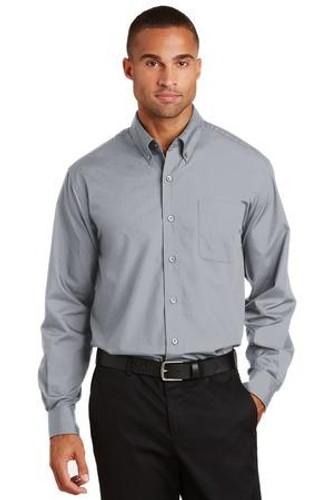 Long Sleeve Value Poplin Shirt