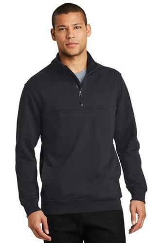 1/2-Zip Job Shirt