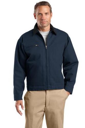 Tall Duck Cloth Work Jacket